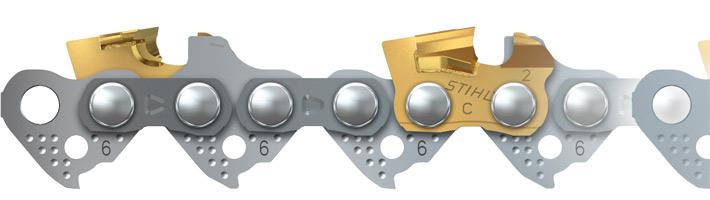 1 x Stihl Sägeketten 3943 000 0066 Rapid Duro 45cm 3//8 1,6 36RD3 Hartmetall